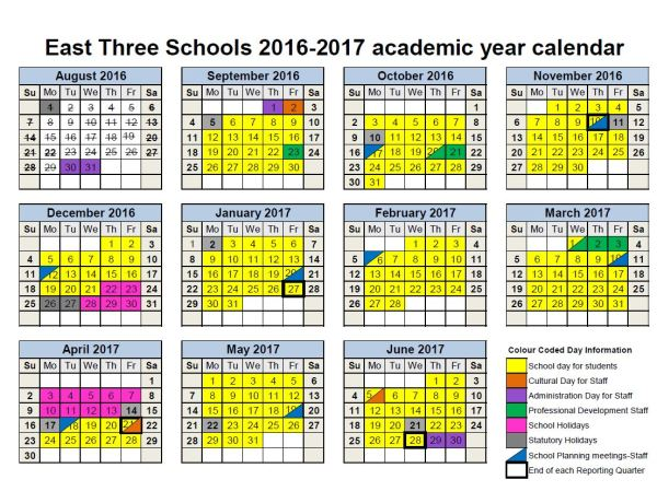calendar shared